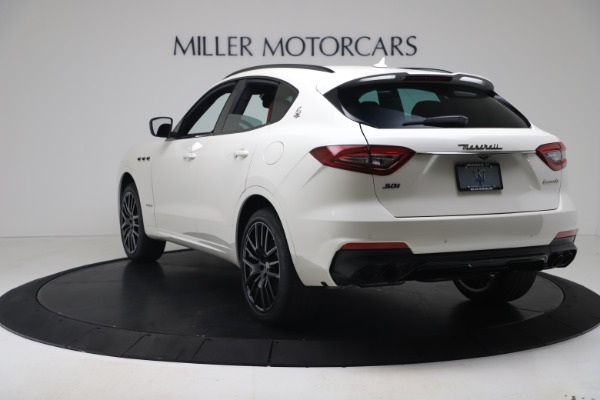 New 2020 Maserati Levante S Q4 GranSport for sale $104,485 at Alfa Romeo of Greenwich in Greenwich CT 06830 5