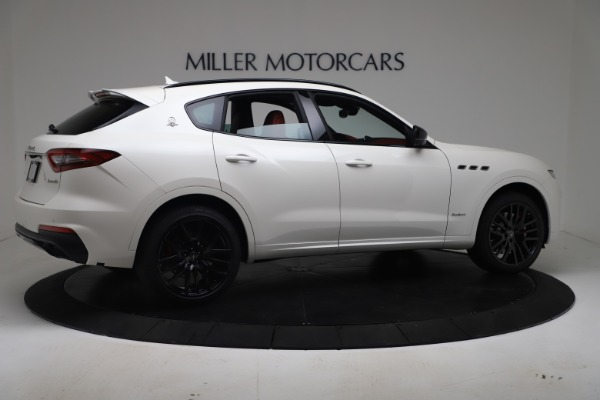 New 2020 Maserati Levante S Q4 GranSport for sale $104,485 at Alfa Romeo of Greenwich in Greenwich CT 06830 8