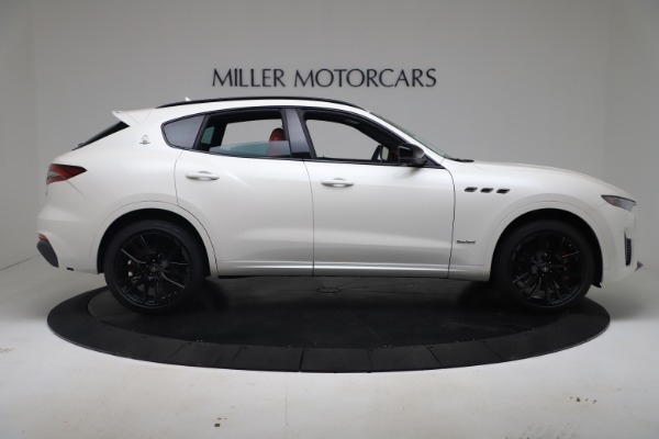 New 2020 Maserati Levante S Q4 GranSport for sale $104,485 at Alfa Romeo of Greenwich in Greenwich CT 06830 9