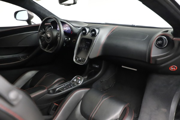 Used 2017 McLaren 570GT for sale $145,900 at Alfa Romeo of Greenwich in Greenwich CT 06830 12