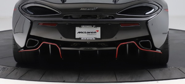 Used 2017 McLaren 570GT for sale $145,900 at Alfa Romeo of Greenwich in Greenwich CT 06830 17