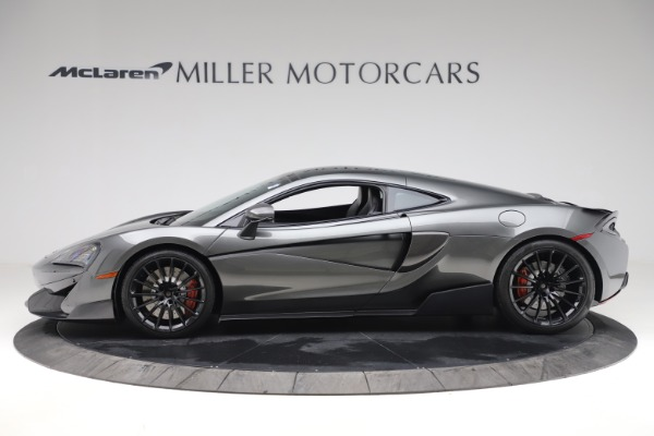 Used 2017 McLaren 570GT for sale $145,900 at Alfa Romeo of Greenwich in Greenwich CT 06830 2