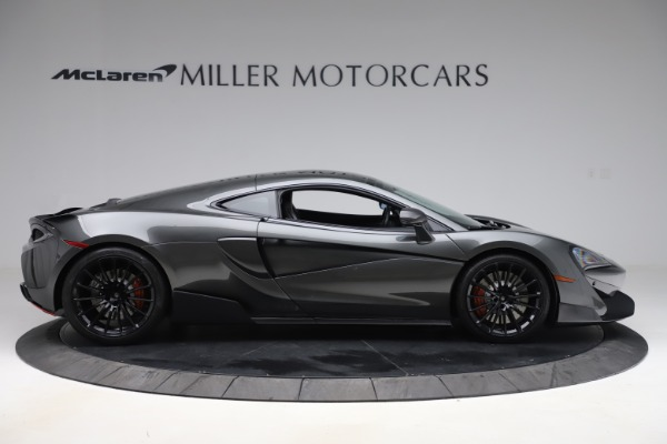 Used 2017 McLaren 570GT for sale $145,900 at Alfa Romeo of Greenwich in Greenwich CT 06830 3
