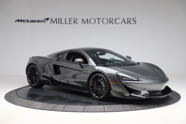 Used 2017 McLaren 570GT for sale $145,900 at Alfa Romeo of Greenwich in Greenwich CT 06830 4