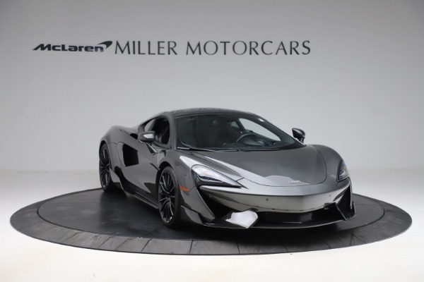 Used 2017 McLaren 570GT for sale $145,900 at Alfa Romeo of Greenwich in Greenwich CT 06830 5