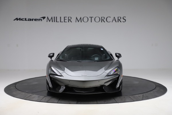 Used 2017 McLaren 570GT for sale $145,900 at Alfa Romeo of Greenwich in Greenwich CT 06830 6
