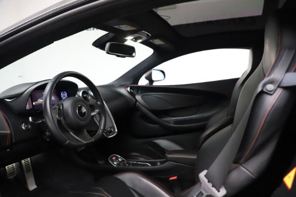 Used 2017 McLaren 570GT for sale $145,900 at Alfa Romeo of Greenwich in Greenwich CT 06830 9