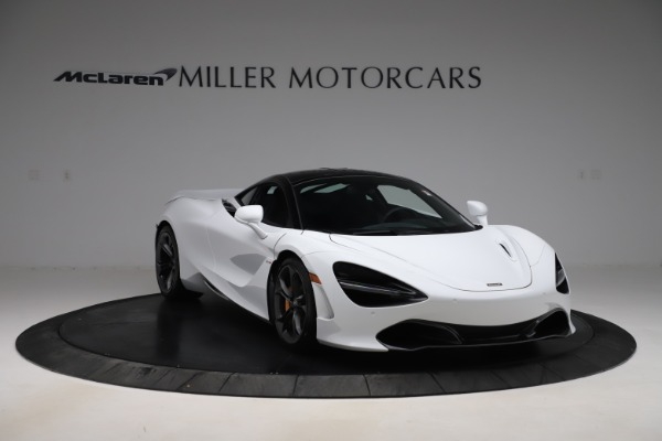 New 2020 McLaren 720S Coupe for sale $327,370 at Alfa Romeo of Greenwich in Greenwich CT 06830 10