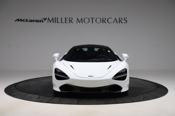 New 2020 McLaren 720S Coupe for sale $327,370 at Alfa Romeo of Greenwich in Greenwich CT 06830 11