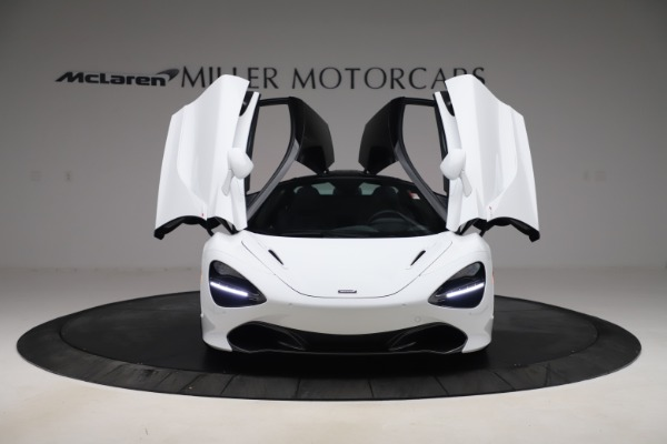 New 2020 McLaren 720S Coupe for sale $327,370 at Alfa Romeo of Greenwich in Greenwich CT 06830 12