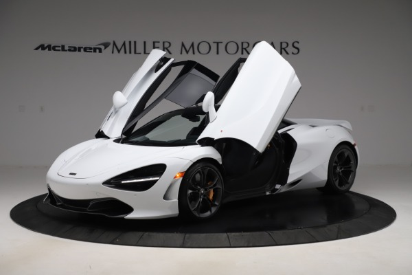 New 2020 McLaren 720S Coupe for sale $327,370 at Alfa Romeo of Greenwich in Greenwich CT 06830 13