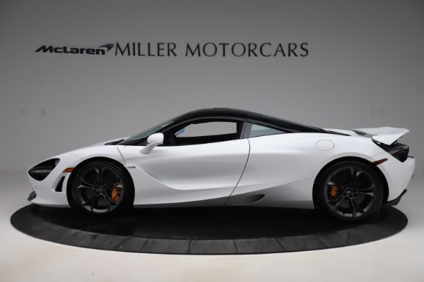 New 2020 McLaren 720S Coupe for sale $327,370 at Alfa Romeo of Greenwich in Greenwich CT 06830 2