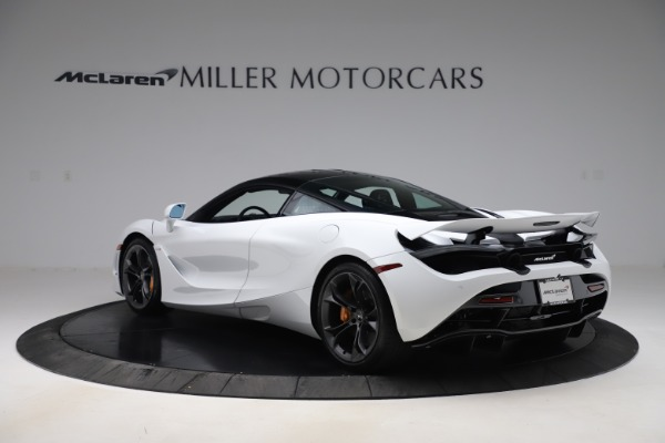 New 2020 McLaren 720S Coupe for sale $327,370 at Alfa Romeo of Greenwich in Greenwich CT 06830 3