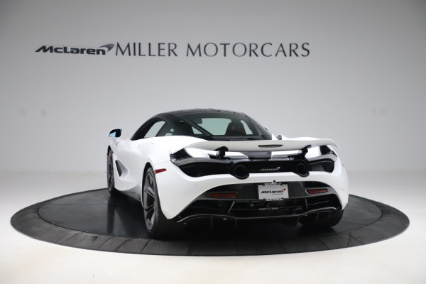 New 2020 McLaren 720S Coupe for sale $327,370 at Alfa Romeo of Greenwich in Greenwich CT 06830 4