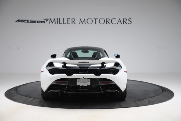 New 2020 McLaren 720S Coupe for sale $327,370 at Alfa Romeo of Greenwich in Greenwich CT 06830 5