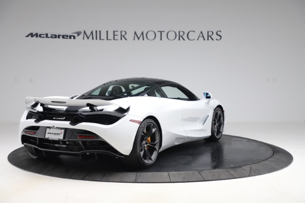 New 2020 McLaren 720S Coupe for sale $327,370 at Alfa Romeo of Greenwich in Greenwich CT 06830 6