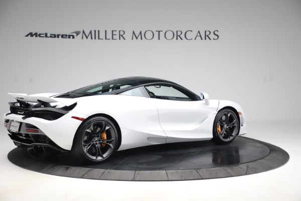 New 2020 McLaren 720S Coupe for sale $327,370 at Alfa Romeo of Greenwich in Greenwich CT 06830 7