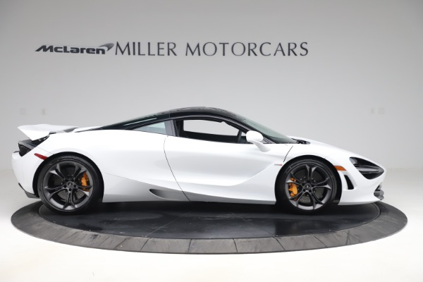 New 2020 McLaren 720S Coupe for sale $327,370 at Alfa Romeo of Greenwich in Greenwich CT 06830 8