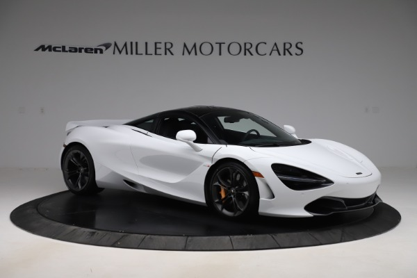 New 2020 McLaren 720S Coupe for sale $327,370 at Alfa Romeo of Greenwich in Greenwich CT 06830 9