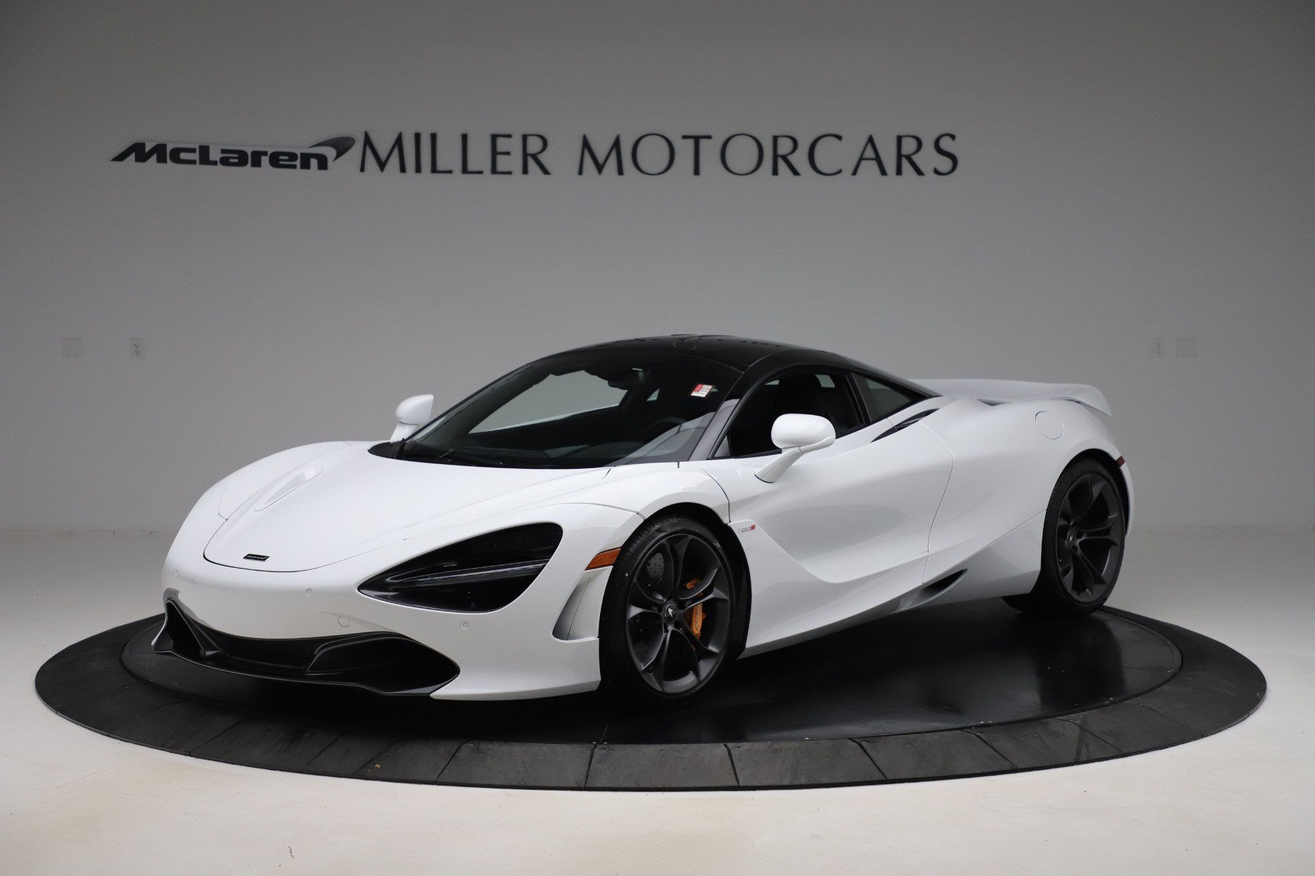 New 2020 McLaren 720S Coupe for sale $327,370 at Alfa Romeo of Greenwich in Greenwich CT 06830 1