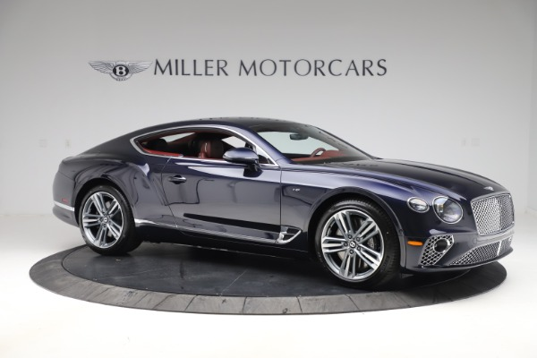 New 2020 Bentley Continental GT V8 for sale $242,250 at Alfa Romeo of Greenwich in Greenwich CT 06830 10