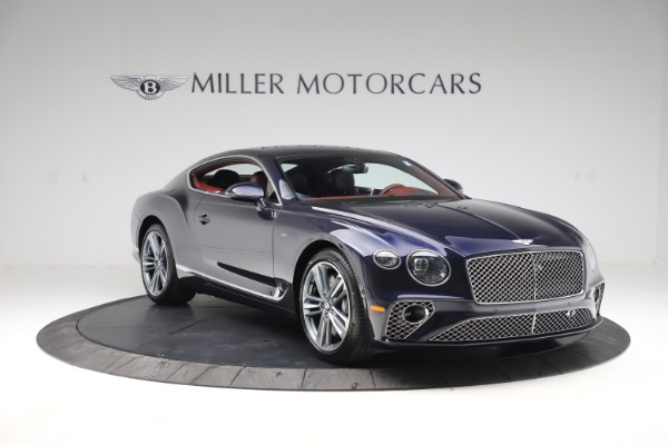 New 2020 Bentley Continental GT V8 for sale $242,250 at Alfa Romeo of Greenwich in Greenwich CT 06830 11