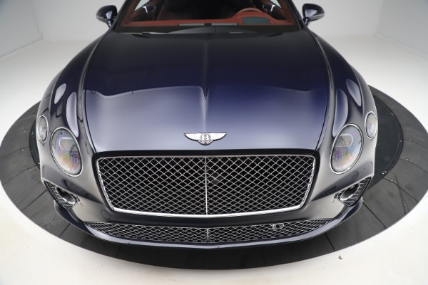 New 2020 Bentley Continental GT V8 for sale $242,250 at Alfa Romeo of Greenwich in Greenwich CT 06830 13