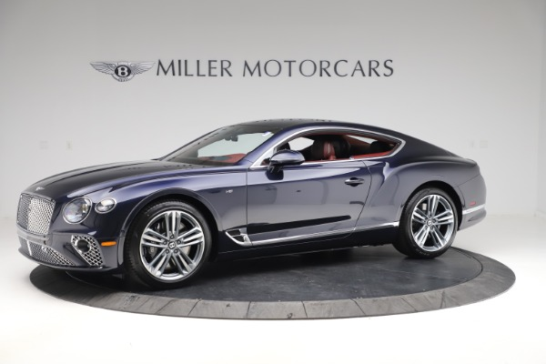 New 2020 Bentley Continental GT V8 for sale $242,250 at Alfa Romeo of Greenwich in Greenwich CT 06830 2