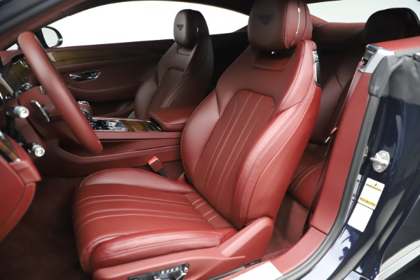 New 2020 Bentley Continental GT V8 for sale $242,250 at Alfa Romeo of Greenwich in Greenwich CT 06830 20