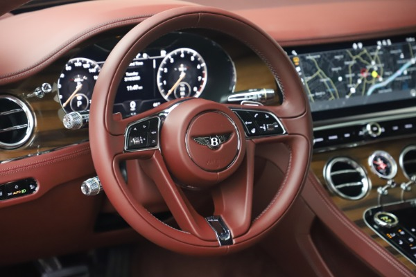 New 2020 Bentley Continental GT V8 for sale $242,250 at Alfa Romeo of Greenwich in Greenwich CT 06830 21