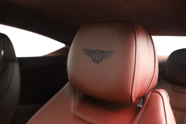 New 2020 Bentley Continental GT V8 for sale $242,250 at Alfa Romeo of Greenwich in Greenwich CT 06830 22