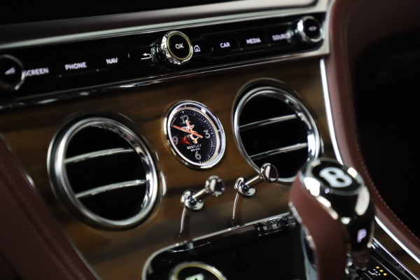 New 2020 Bentley Continental GT V8 for sale $242,250 at Alfa Romeo of Greenwich in Greenwich CT 06830 24