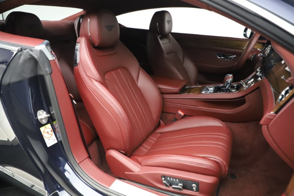 New 2020 Bentley Continental GT V8 for sale $242,250 at Alfa Romeo of Greenwich in Greenwich CT 06830 27