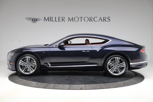 New 2020 Bentley Continental GT V8 for sale $242,250 at Alfa Romeo of Greenwich in Greenwich CT 06830 3
