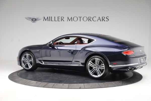 New 2020 Bentley Continental GT V8 for sale $242,250 at Alfa Romeo of Greenwich in Greenwich CT 06830 4