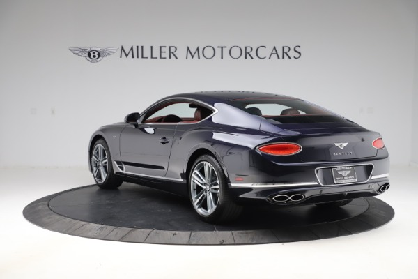 New 2020 Bentley Continental GT V8 for sale $242,250 at Alfa Romeo of Greenwich in Greenwich CT 06830 5