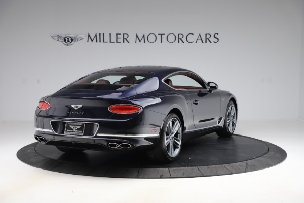 New 2020 Bentley Continental GT V8 for sale $242,250 at Alfa Romeo of Greenwich in Greenwich CT 06830 7
