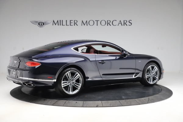 New 2020 Bentley Continental GT V8 for sale $242,250 at Alfa Romeo of Greenwich in Greenwich CT 06830 8