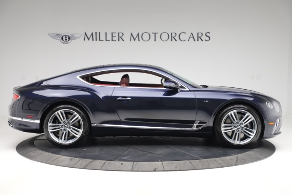 New 2020 Bentley Continental GT V8 for sale $242,250 at Alfa Romeo of Greenwich in Greenwich CT 06830 9