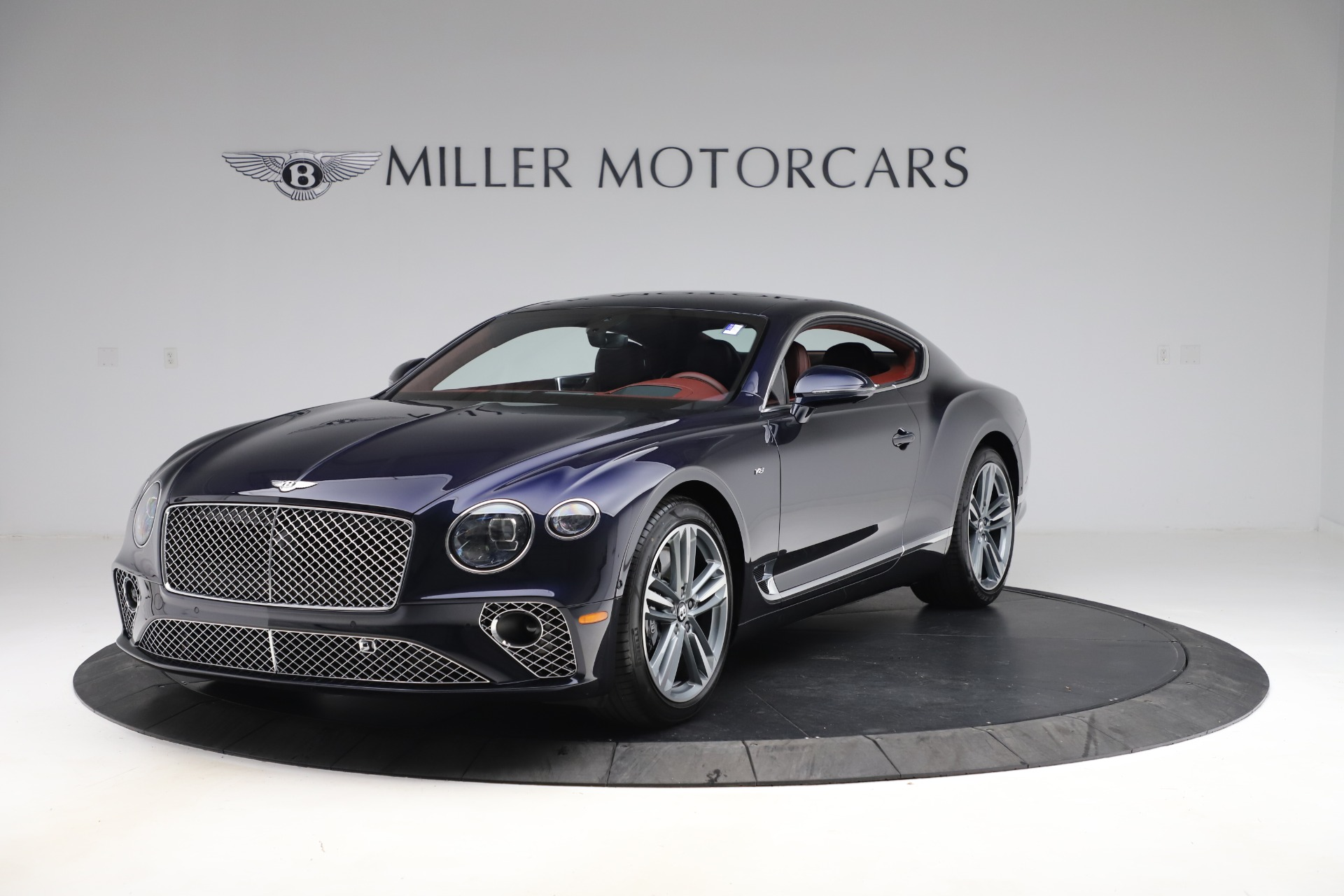 New 2020 Bentley Continental GT V8 for sale $242,250 at Alfa Romeo of Greenwich in Greenwich CT 06830 1