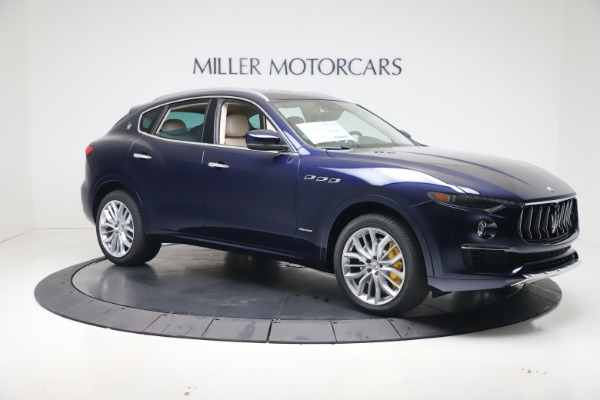 New 2020 Maserati Levante S Q4 GranLusso for sale $97,335 at Alfa Romeo of Greenwich in Greenwich CT 06830 10