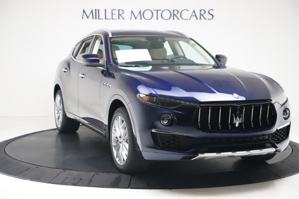 New 2020 Maserati Levante S Q4 GranLusso for sale $97,335 at Alfa Romeo of Greenwich in Greenwich CT 06830 11