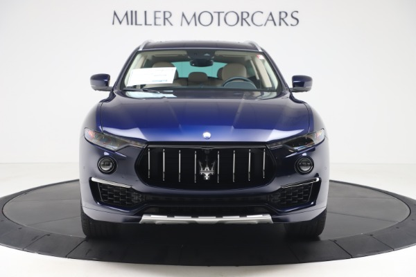 New 2020 Maserati Levante S Q4 GranLusso for sale $97,335 at Alfa Romeo of Greenwich in Greenwich CT 06830 12