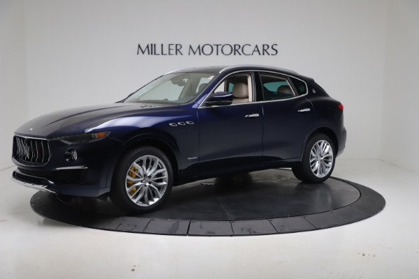 New 2020 Maserati Levante S Q4 GranLusso for sale $97,335 at Alfa Romeo of Greenwich in Greenwich CT 06830 2