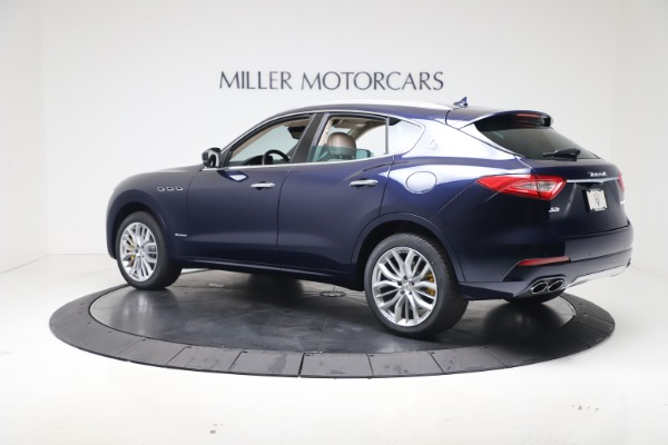 New 2020 Maserati Levante S Q4 GranLusso for sale $97,335 at Alfa Romeo of Greenwich in Greenwich CT 06830 4