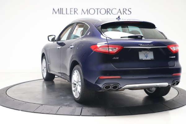 New 2020 Maserati Levante S Q4 GranLusso for sale $97,335 at Alfa Romeo of Greenwich in Greenwich CT 06830 5