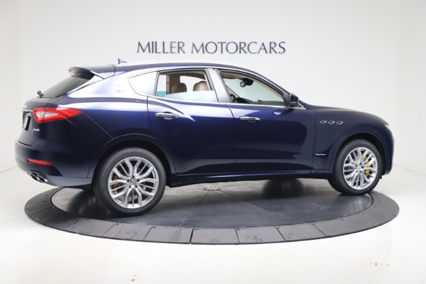 New 2020 Maserati Levante S Q4 GranLusso for sale $97,335 at Alfa Romeo of Greenwich in Greenwich CT 06830 8