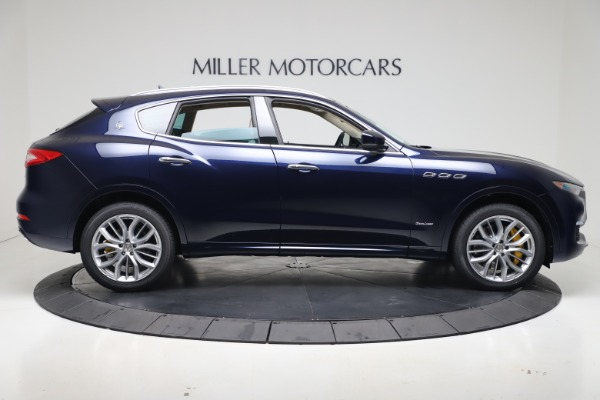 New 2020 Maserati Levante S Q4 GranLusso for sale $97,335 at Alfa Romeo of Greenwich in Greenwich CT 06830 9