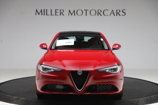 New 2020 Alfa Romeo Giulia Ti Q4 for sale $47,195 at Alfa Romeo of Greenwich in Greenwich CT 06830 12