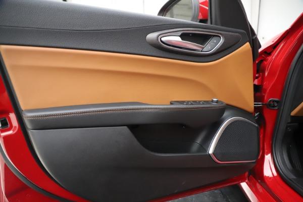 New 2020 Alfa Romeo Giulia Ti Q4 for sale $47,195 at Alfa Romeo of Greenwich in Greenwich CT 06830 17